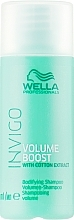 Fragrances, Perfumes, Cosmetics Volume Hair Shampoo - Wella Professionals Invigo Volume Boost Bodifying Shampoo