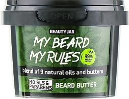 Fragrances, Perfumes, Cosmetics Beard Oil - Beauty Jar My Beard My Rules Beard Butter