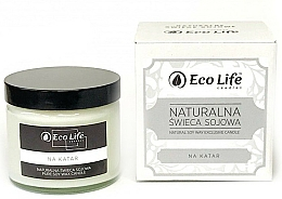 """Fragrances, Perfumes, Cosmetics Scented Candle """"Against Cold"""" - Eco Life Candles"""