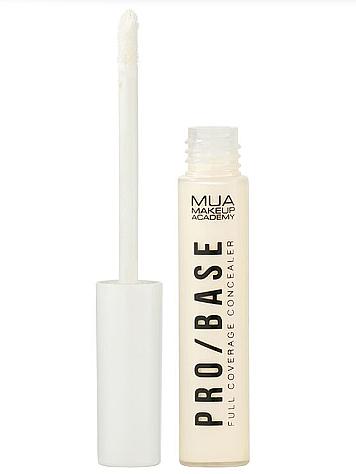 Face Concealer - MUA Pro/Base Full Coverage Concealer