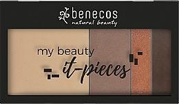 Fragrances, Perfumes, Cosmetics Makeup Palette - Benecos It-Pieces Freaking Hot Palette (refill)