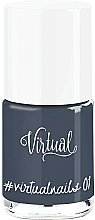 Fragrances, Perfumes, Cosmetics Nail Polish - Virtual #virtualnails