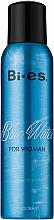 Fragrances, Perfumes, Cosmetics Bi-Es Blue Water - Deodorant