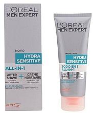 Fragrances, Perfumes, Cosmetics After Shave Cream - L'Oreal Paris Men Expert Hydra Sensitive After-Shave