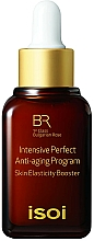 Fragrances, Perfumes, Cosmetics Facial Booster - Isoi Bulgarian Rose Intensive Perfect Anti-Aging Program