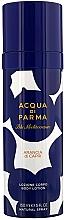 Fragrances, Perfumes, Cosmetics Acqua di Parma Blu Mediterraneo Arancia di Capri - Body Lotion-Spray