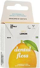 """Fragrances, Perfumes, Cosmetics Dental Floss """"Lemon"""" - The Humble Co. Dental Floss Lemon"""