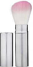 Fragrances, Perfumes, Cosmetics Makeup Brush 1051, white-pink - Donegal