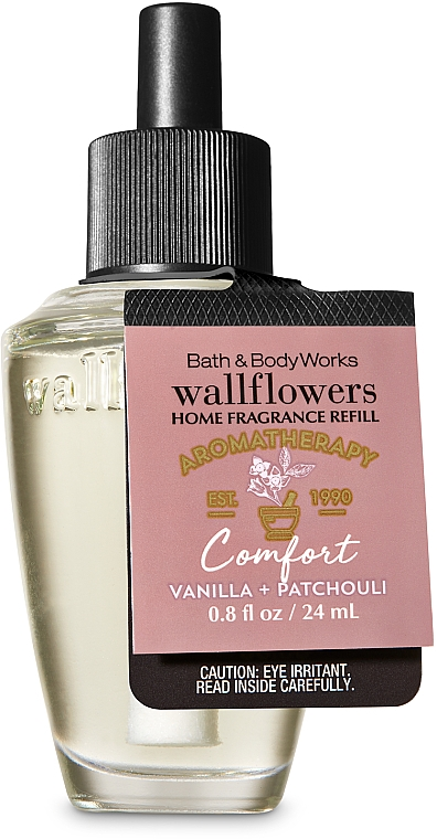 Bath and Body Works Aromatherapy Vanilla Patchouli Wallflowers Fragrance - Aroma Diffuser (refill) — photo N1