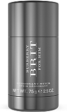 Fragrances, Perfumes, Cosmetics Burberry Brit for men - Deodorant-Stick