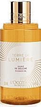 Fragrances, Perfumes, Cosmetics L'Occitane Terre de Lumiere - Shower Oil