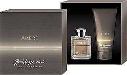 Fragrances, Perfumes, Cosmetics Baldessarini Baldessarini Ambre - Set (edt/100ml + sh/gel/50ml)