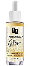 Fragrances, Perfumes, Cosmetics Fixating Primer - AA Hydro Baza Glow