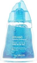 Fragrances, Perfumes, Cosmetics Moisturizing Mineral Gel - The Saem Iceland Hydrating Soothing Gel
