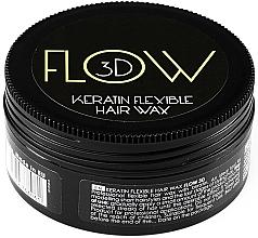 Fragrances, Perfumes, Cosmetics Hair Wax - Stapiz Flow 3D Keratin Flexible Hair Wax