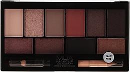 Fragrances, Perfumes, Cosmetics Eyeshadow Palette - MUA Elysium Eyeshadow Palette