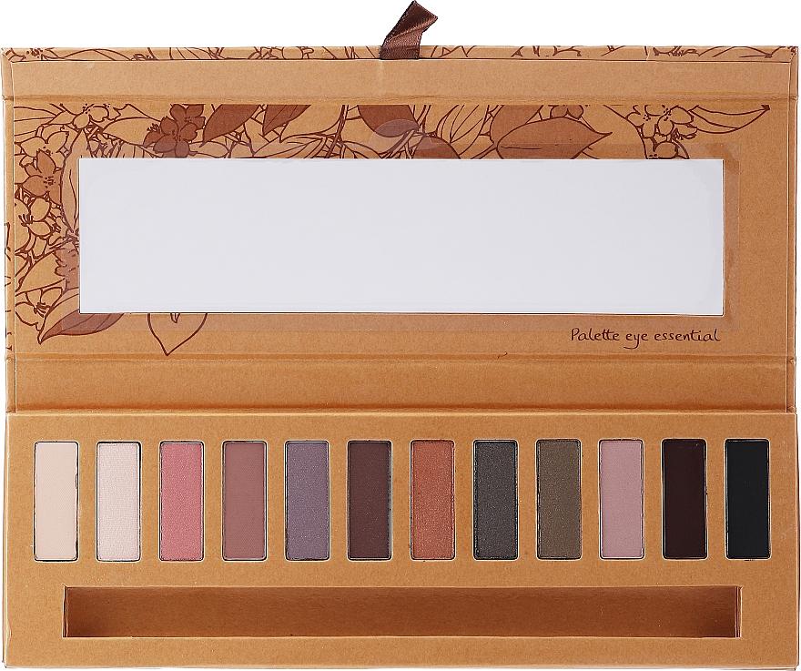 Eyeshadow Palette - Couleur Caramel Palette Eye Essential