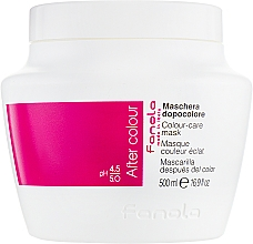 Fragrances, Perfumes, Cosmetics Color-Treated Hair Mask - Fanola After Color Mask