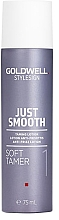 Fragrances, Perfumes, Cosmetics Hair Lotion - Goldwell Style Sign Just Smooth Soft Tamer Taming Lotion