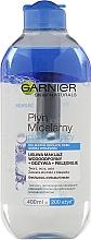Fragrances, Perfumes, Cosmetics Makeup Removing Micellar Fluid - Garnier Skin Naturals Micelar Water