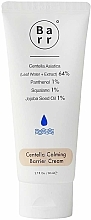 Fragrances, Perfumes, Cosmetics Calming Centella Face Cream - Barr Centella Calming Barrier Cream