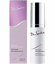 Fragrances, Perfumes, Cosmetics Neck & Decollete Serum - Dr. Spiller Breast and Decollete Lift Serum