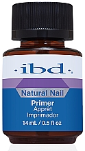 Fragrances, Perfumes, Cosmetics Gel Polish Acid Primer - IBD Natural Nail Primer