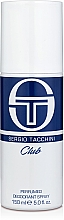 Fragrances, Perfumes, Cosmetics Sergio Tacchini Club - Deodorant