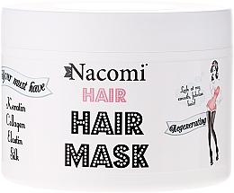 Fragrances, Perfumes, Cosmetics Regenerating Hair Mask - Nacomi Regenerating Hair Mask