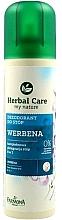 "Fragrances, Perfumes, Cosmetics Foot Deodorant ""Verbena"" - Farmona Herbal Care"