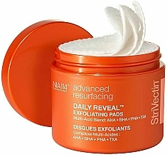 Fragrances, Perfumes, Cosmetics Exfoliating Pads - Strivectin Advanced Resurfacing Daily Reveal Exfoliating Pads