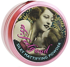 Fragrances, Perfumes, Cosmetics Silky Mattifying Powder - Benefit Dr. Feelgood