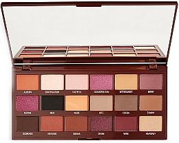 Fragrances, Perfumes, Cosmetics Eyeshadow Palette - I Heart Revolution Cranberries & Chocolate Palette
