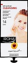 Fragrances, Perfumes, Cosmetics Cleansing Gel Scrub - Iroha Nature Apricot Soft Scrub Gel Cleansing