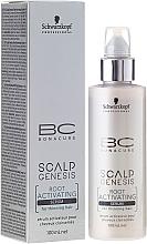 Fragrances, Perfumes, Cosmetics Hair Serum - Schwarzkopf Professional BC Bonacure Scalp Genesis Root Activating Serum