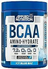 Fragrances, Perfumes, Cosmetics Sports Nutrition - Applied Nutrition BCAA Amino-Hydrate Icy Blue Raz