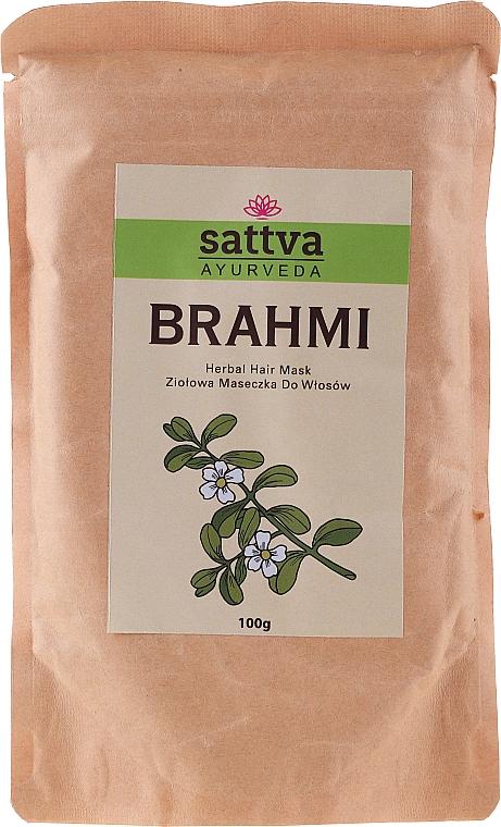 """Ayurvedic Hair Powder """"Brahmi"""" - Sattva"""