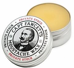 Fragrances, Perfumes, Cosmetics Mustache Wax - Captain Fawcett Private Stock Moustache Wax