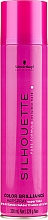Fragrances, Perfumes, Cosmetics Hair Spray for Color-Treated Hair - Schwarzkopf Professional Silhouette Color Brilliance Hairspray