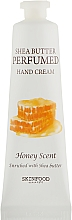 Fragrances, Perfumes, Cosmetics Hand Cream - Skinfood Shea Butter Perfumed Hand Cream Honey Scent