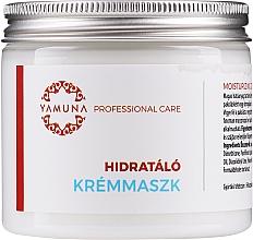 Fragrances, Perfumes, Cosmetics Moisturizing Facial Cream Mask - Yamuna Moisturizing Cream Mask