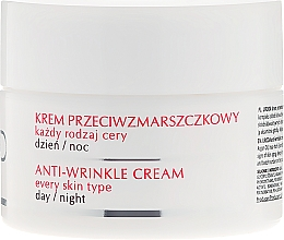 Fragrances, Perfumes, Cosmetics Anti-Wrinkle Cream for All Types of Skin - Uroda Anti-Wrinkles Face Cream For All Skin Day Night