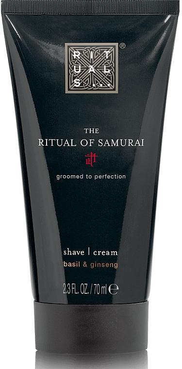 Shaving Cream - Rituals The Ritual Of Samurai Shave Cream