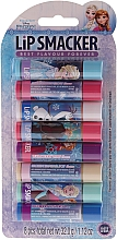 Fragrances, Perfumes, Cosmetics Lip Balm Set - Lip Smacker Frozen (balm/8x4g)