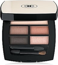 Fragrances, Perfumes, Cosmetics Healthy Glow Natural Eyeshadow Palette - Chanel Les Beiges Healthy Glow Natural Eyeshadow Palette