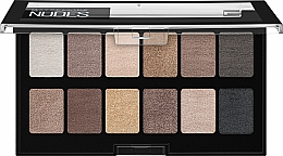 Fragrances, Perfumes, Cosmetics Eyeshadow Palette - Maybelline The Nudes Palette