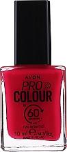 "Fragrances, Perfumes, Cosmetics Nail Polish ""60 Seconds"" - Avon Pro Colour In 60 Seconds Nail Enamel"