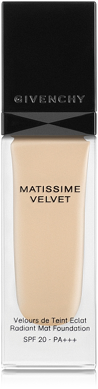 Foundation - Givenchy Matissime Velvet Liquid Foundation SPF 20