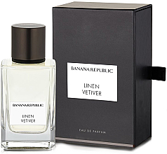 Fragrances, Perfumes, Cosmetics Banana Republic Linen Vetiver - Eau de Parfum
