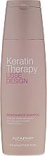 Fragrances, Perfumes, Cosmetics Keratin Shampoo - Alfaparf Lisse Design Keratin Therapy Maintenance Shampoo